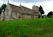 St Peter's Church, Monkton Farleigh