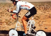 Dave Bogdan, 1988 RAAM