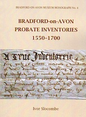 Ivor Slocombe, Probate Inventories