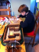 Making a Roman Villa