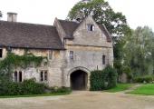 gatehouse, Great Chalfield