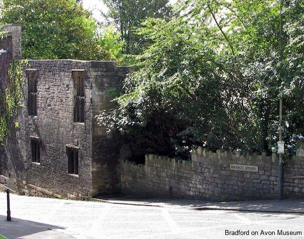 Remains of the Priory, Market Street, Bradford on Avon