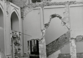 Demolition of the Priory