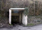 adit, Grip Wood (Jones') Quarry, Bradford