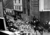 Hunt meeting, Horse Street, Bradford