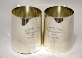 trophy tankards for bowls 1933