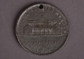 Bradford Baths medallion