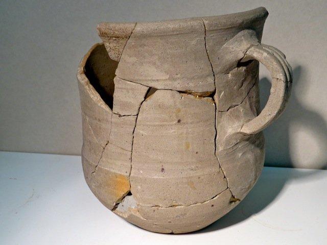 Roman handled jug