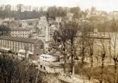 Kingston Mills from St Margaret\'s Hill, pre-WW1