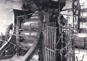 The Iron Duke calender machine
