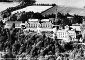 Winsley Sanatorium from the air