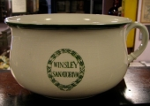 Chamber pot, Winsley Sanatorium