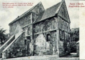 Saxon Church before 1930