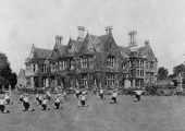 Kingwell Court School, Frankleigh House