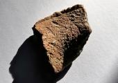 13th century medieval potsherd