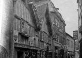 The Shambles, the sign of the Royal Oak pub