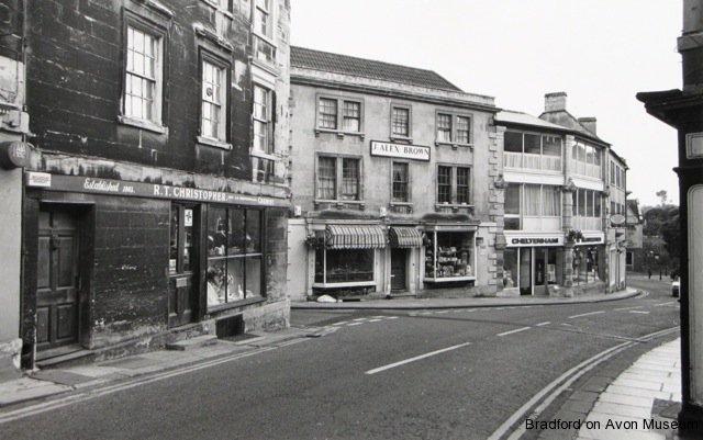 Silver Street in 1986