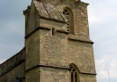 tower of South Wraxall church