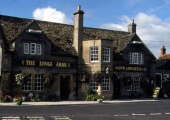 The Long's Arms pub, South Wraxall