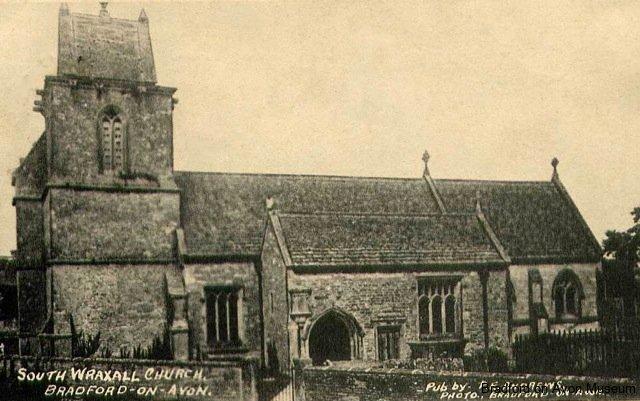 Parish Church, South Wraxall