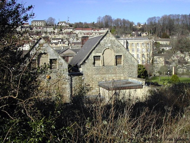 rear of former Liberal Club, St margaret's Street, Bradford on Avon