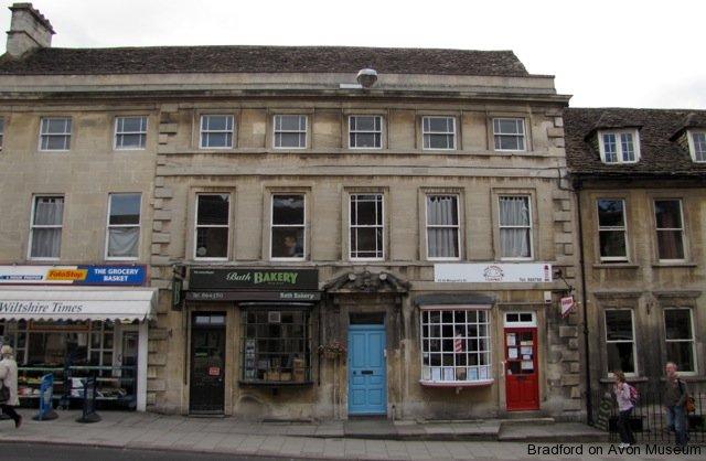 St Margaret S Street Western Side Bradford On Avon Museum