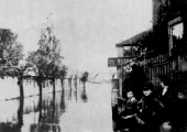 flood, St Margaret's Street