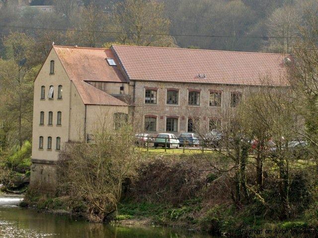 Limpley Stoke Mill 2012