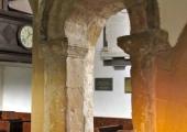 Saxon arch, Limpley Stoke