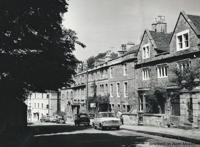 Old White Land Rover >> Old Photographs: Bradford in the 1960s | Bradford on Avon Museum