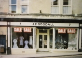 Goodall\'s shop, Silver Street