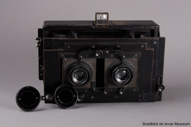 Richard Christopher's Goertz camera