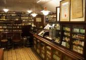 Christopher chemist shop, Bradford on Avon