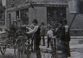 Saunders\' chemist shop 1875