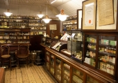 The Christopher Pharmacy - Within the Museum
