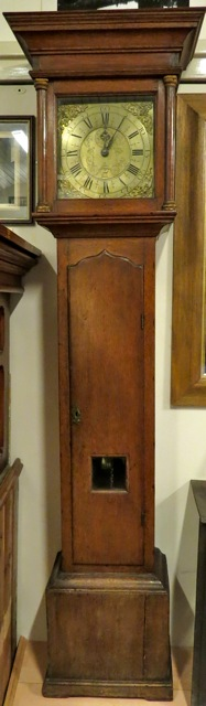Joshua Rudd clock, Bradford on Avon Museum