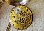 Edward Hopkins pocket watch