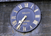 Hallett clock, Freshford