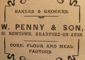 W. Penny, baker