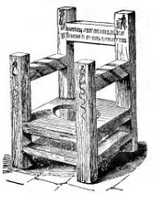 cucking stool