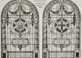 Wesleyan Methodist Chapel, Coppice Hill, Great War memorial window