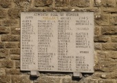 Atworth, World War 2 Roll of Honour