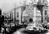 waterworks opening ceremony 1883