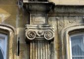 Westbury House, ionic capital