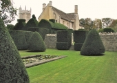 Westwood Manor garden