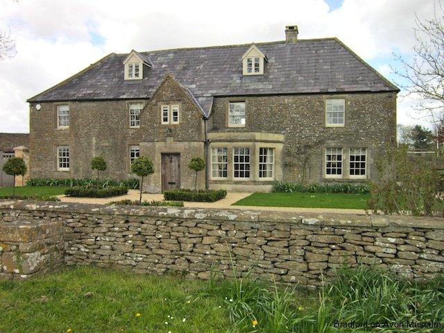 Little Ashley Farmhouse, Winsley