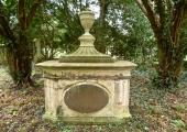 Atwood tomb, Winsley churchyard