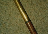 Winsley Tithingman's truncheon 1798