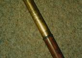 Winsley Tithingman's truncheon 1798