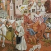 Jeanne Walpole Painting